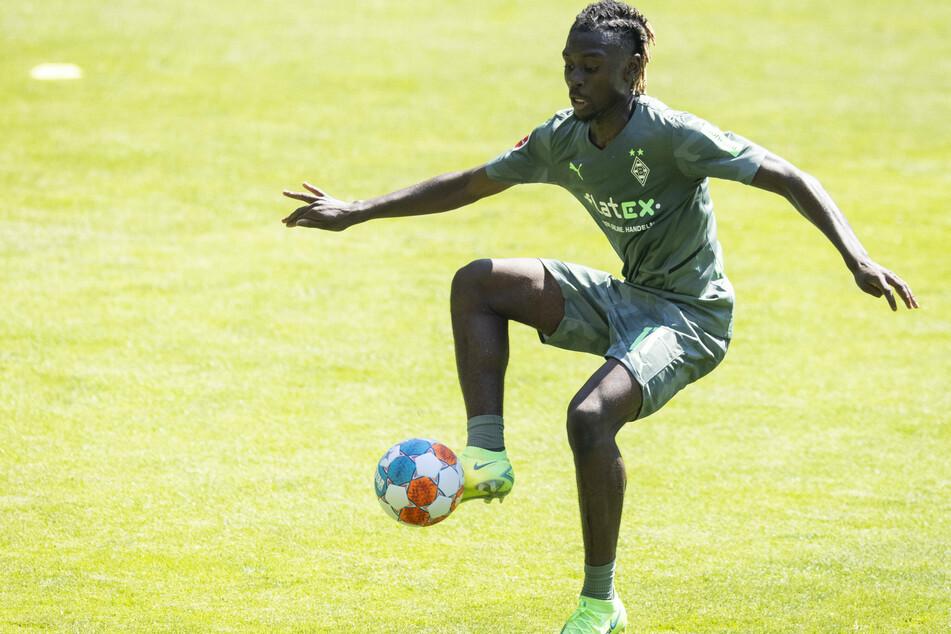 Neuzugang Kouadio Manu Koné (20) machte in den Anfangstagen eine gute Figur. Bis er sich nun verletzt hat!