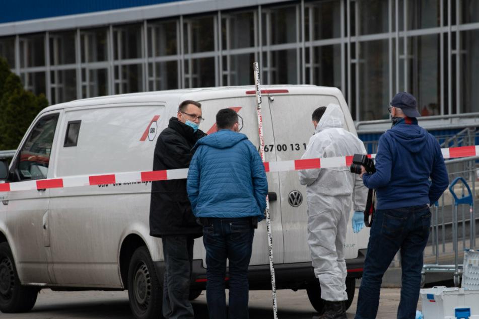 Nach Überfall auf Geldtransporter bei Berliner Ikea: Polizei fasst Tatverdächtigen