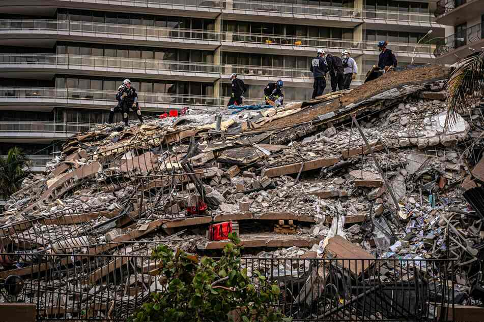 Surfside building collapse: Agency that studied fall of Twin Towers during 9/11 begins investigations