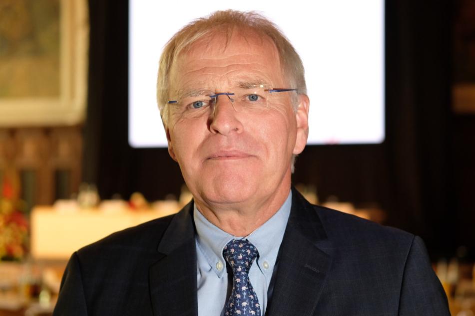 Reinhard Sager, Präsident des Deutschen Landkreistages.