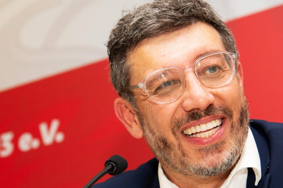 VfB-Präsident Claus Vogt (51) hält nichts von der geplanten Champions-League-Reform.