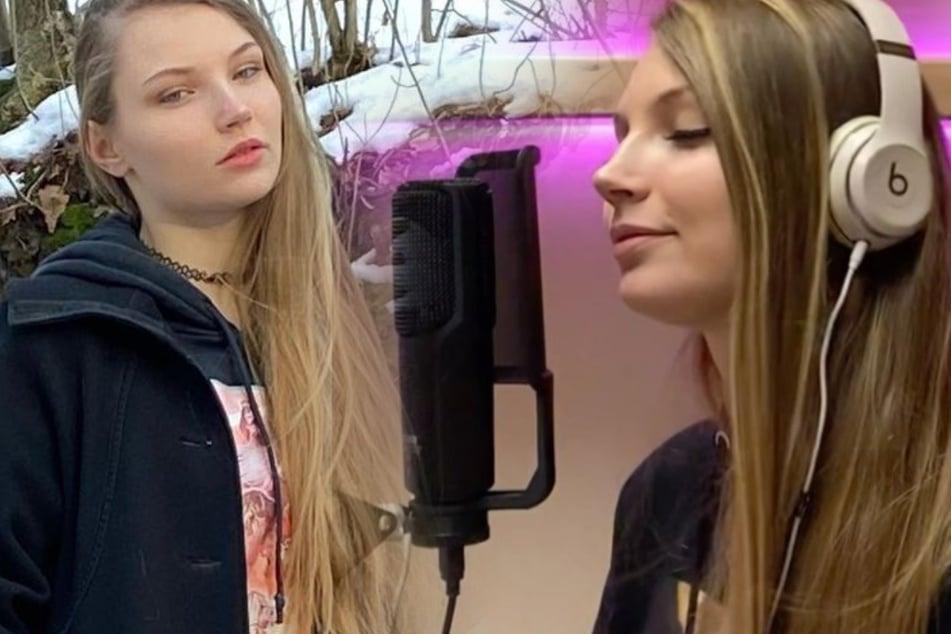 GNTM: Musikkarriere statt GNTM? Sächsin Romy arbeitet an eigenem Song