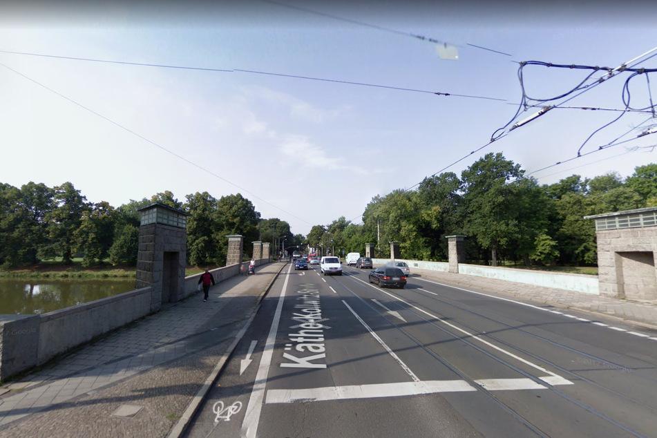 Die Klingerbrücke im Leipziger Westen wird zwischen dem 24. Juli und 14. August für den motorisierten Verkehr gesperrt.