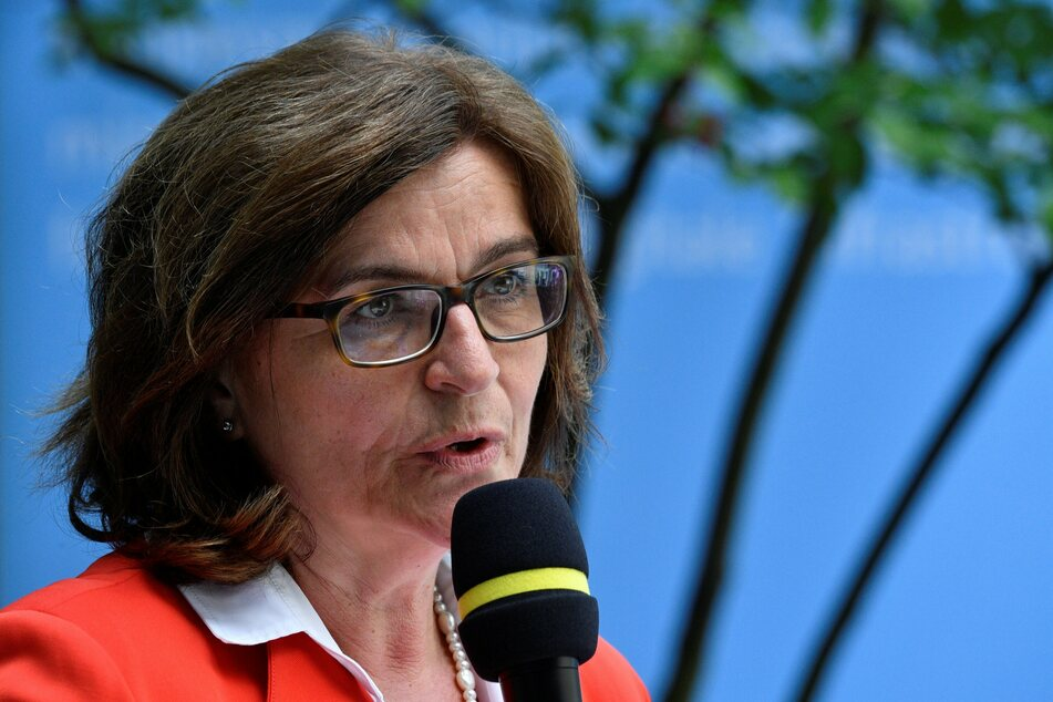 Verena Göppert, die ständige Stellvertreterin des Hauptgeschäftsführers und Leiterin des Dezernats Finanzen des Deutschen Städtetages. (Archivbild)