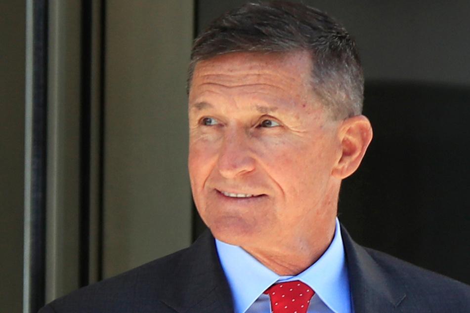 Auch Michael Flynn (61) entging dank Trump einer Haftstrafe.