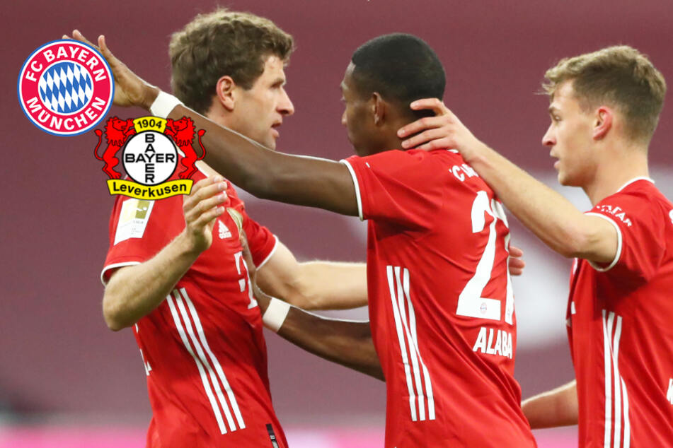 FC Bayern räumt Bayer Leverkusen aus dem Weg! Liga-Titel dank Leipzig zum Greifen nah