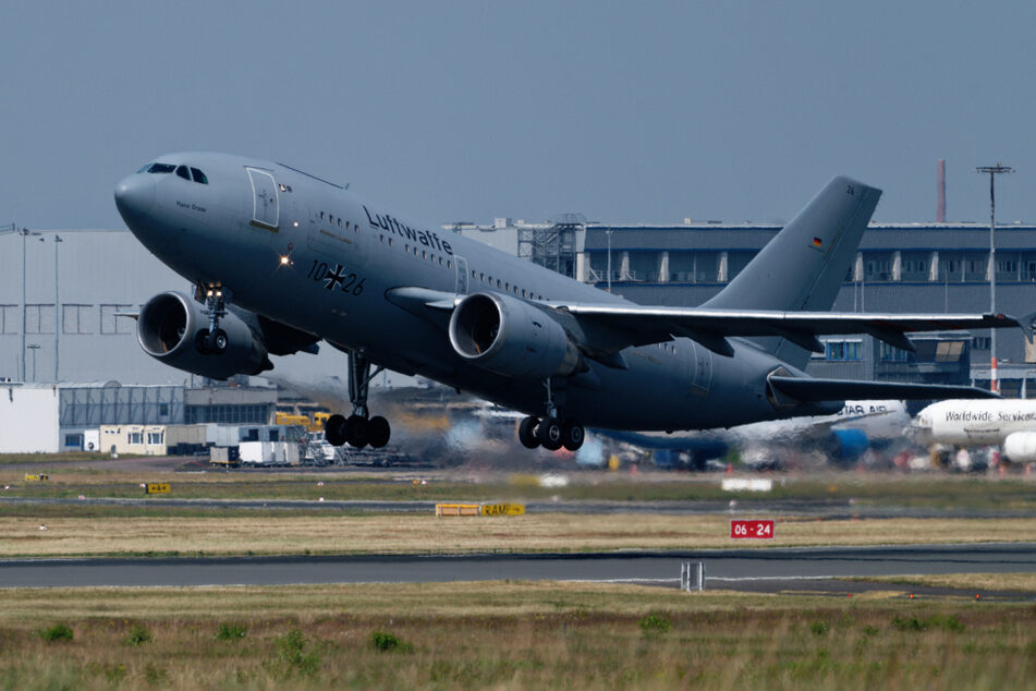 In Köln startete ein Airbus A310 MedEvac der Bundeswehr Richtung Mali.