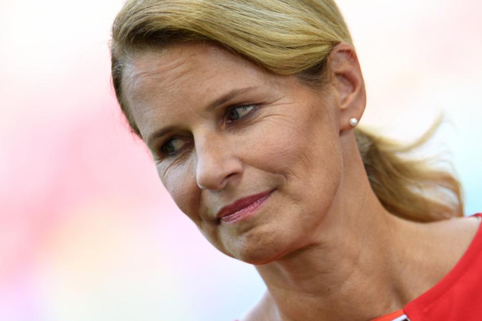 ZDF-Moderatorin Katrin Müller-Hohenstein (54).