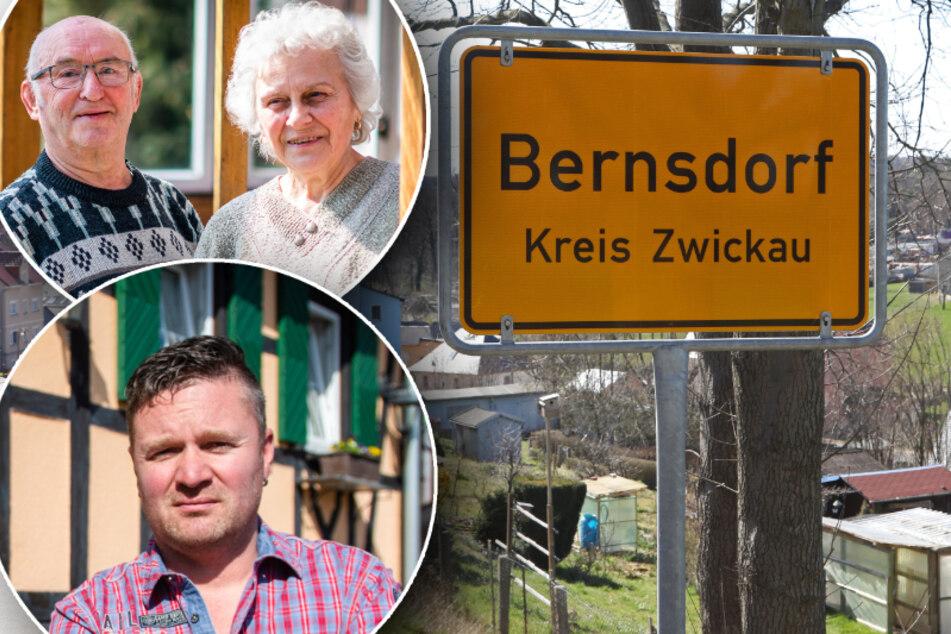 Sachsens größter Corona-Hotspot: In Bernsdorf geht die Angst um