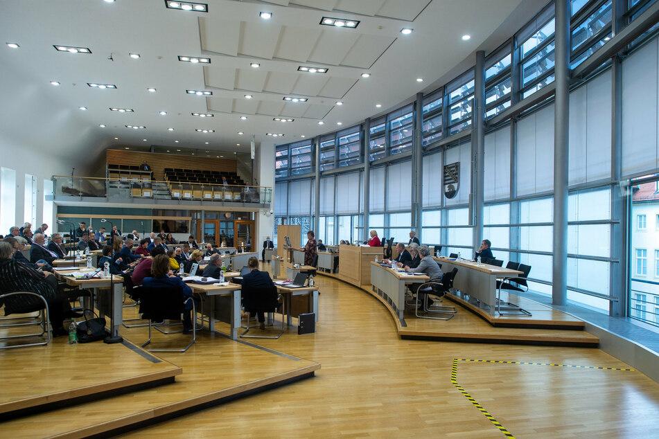 Landtag erinnert: Vor 75 Jahren endete der Zweite Weltkrieg