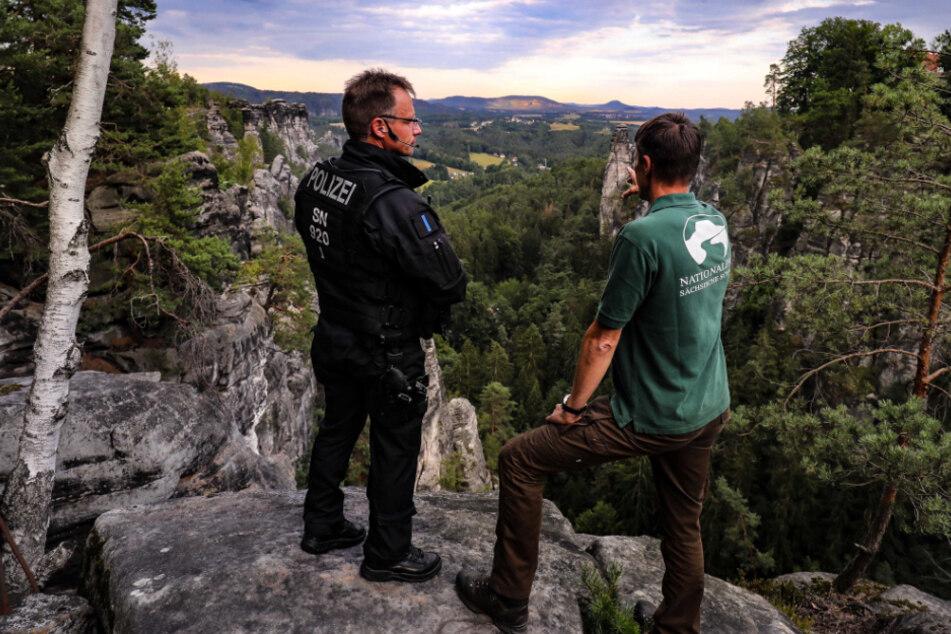 Ranger und Polizeibeamte scannen den Nationalpark regelmäßig auf unerlaubte Übernachtungsgäste. Mehr als Stichproben sind aber nicht drin.