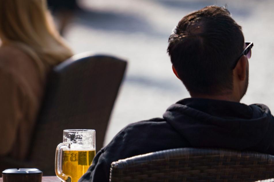 Ab 11. Mai darf die Gastronomie theoretisch im Außenbereich auch wieder Bier ausschenken.