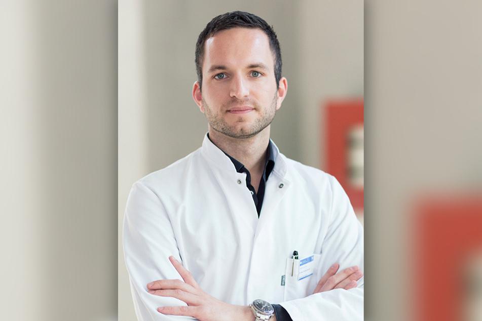 Christoph Spinner, Pandemiebeauftragte des Klinikums rechts der Isar.