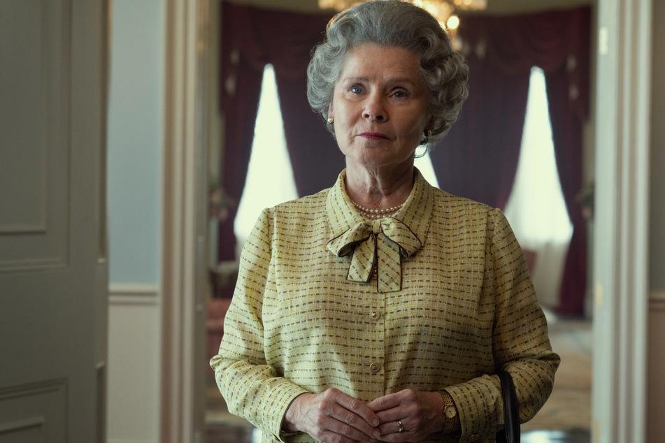 """Harry-Potter-Hexe plötzlich Königin: Sie spielt die Hauptrolle in """"The Crown"""""""