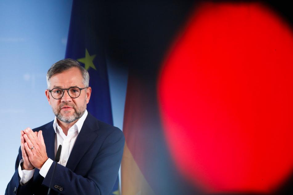 Michael Roth, Europa-Staatsminister im Auswärtigen Amt.