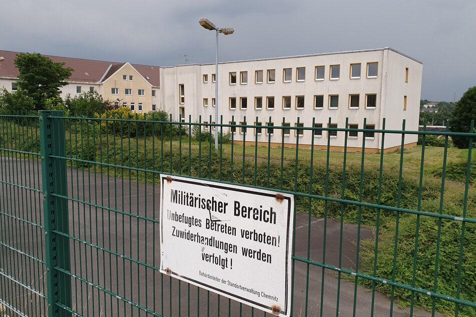 Der Zoll will auf dem Gelände der ehemaligen Bundeswehrliegenschaft an der Glösaer Straße ein neues Einsatztrainings-Zentrum (ETZ) errichten.