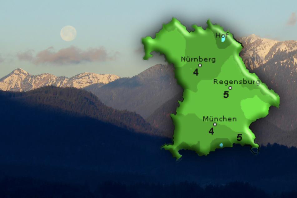 Wetter in Bayern: Noch einmal Sonne, dann wird's ungemütlich!