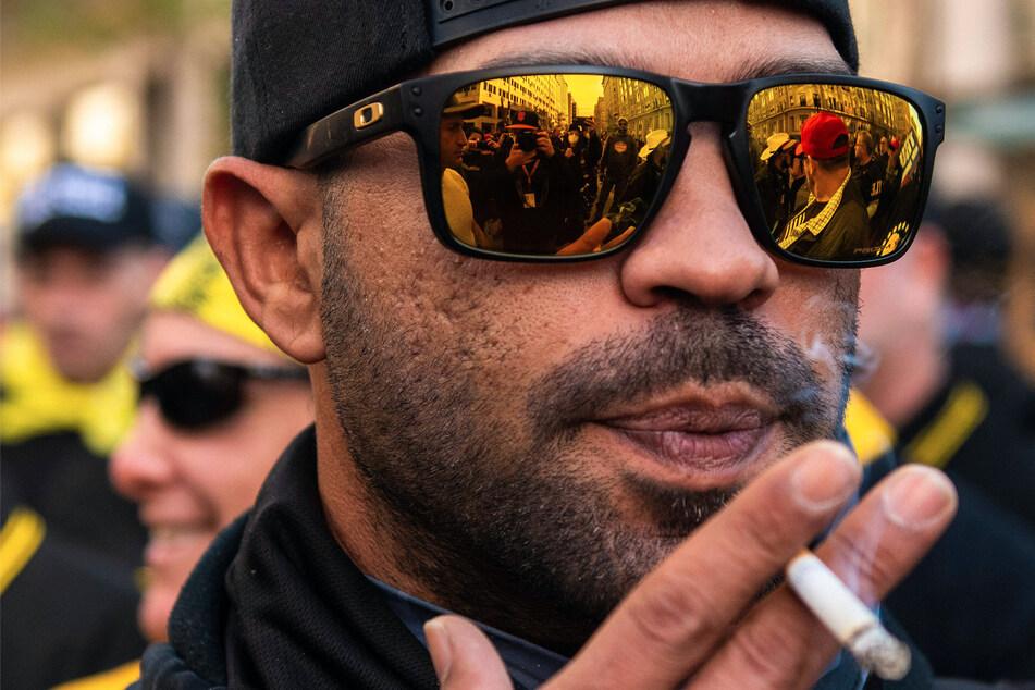 Proud Boys leader Enrique Tarrio outed as long-time FBI informant
