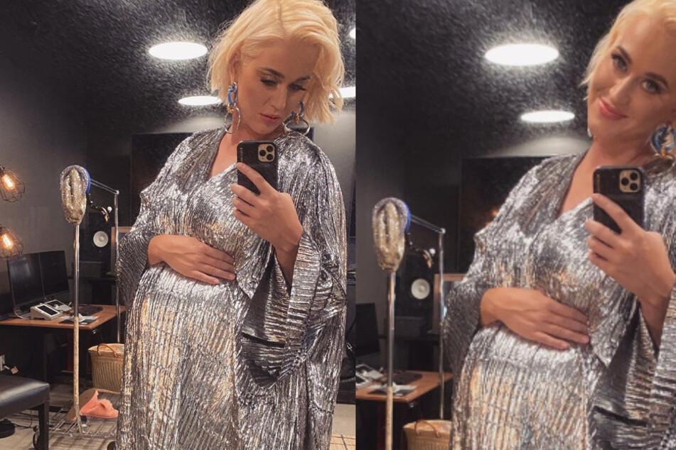 Trotz Schwangerschaft: So heiß geht es bei Katy Perry im Bett gerade zu!