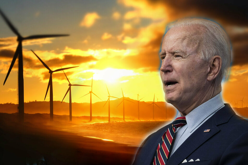 Biden to pledge halving of US emissions by 2030 at climate summit!