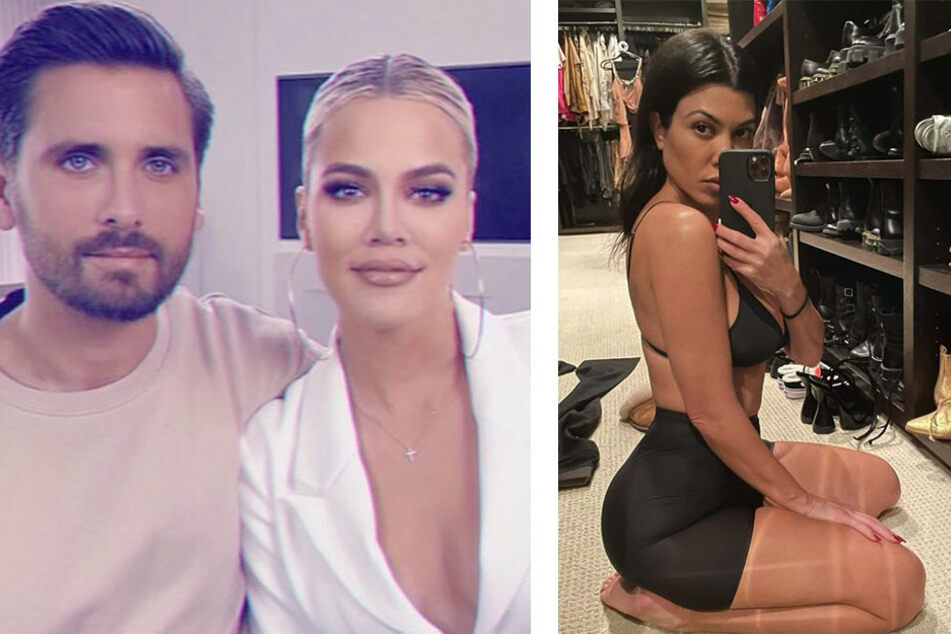 Scott Disick has won the love of the Kardashian family, but Kourtney is yet to be convinced.