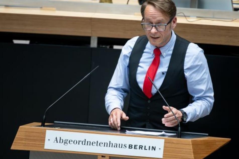 Carsten Schatz (50) ist neuer Fraktionsvorsitzender der Linken.