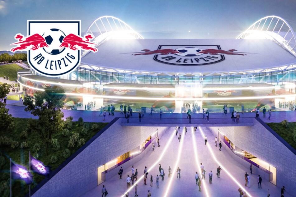 RB Leipzigs Stadionumbau in der heißen Phase: Was geplant ist und worauf die Fans verzichten müssen