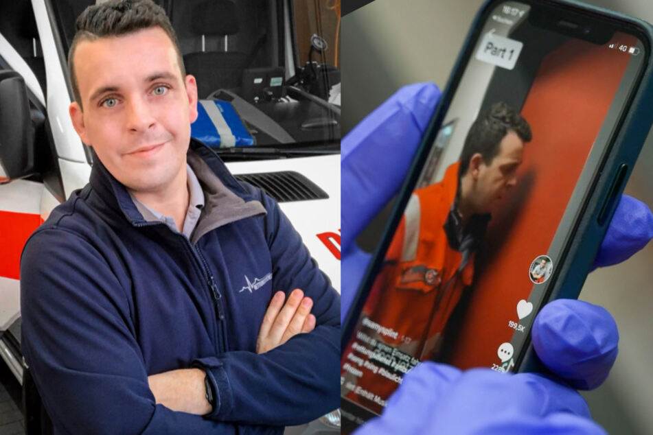 Gänsehaut! Rettungsfahrer landet viralen Hit mit diesem emotionalen Video