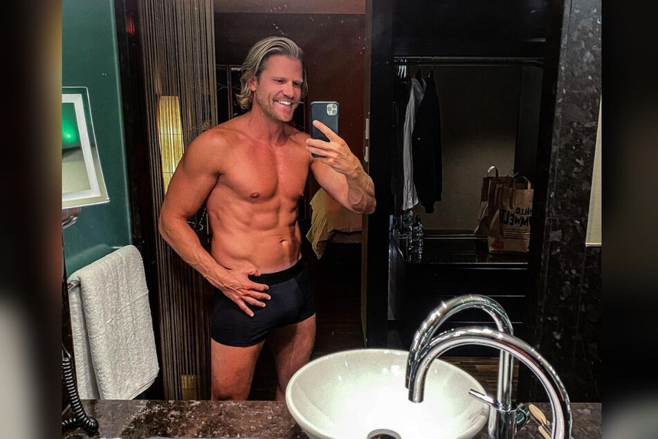 Paul Janke (39) veröffentlicht bereits länger auf Instagram leicht bekleidet Fotos von sich.
