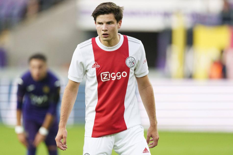Hertha BSC hat offenbar Ajax-Talent Jurgen Ekkelenkamp (21) im Visier.