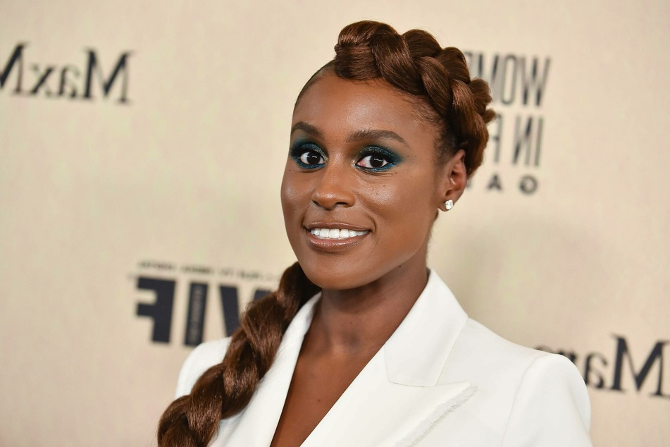 On Monday, Issa Rae shared on her Instagram that she secretly wed her longtime beau, Louis Diame, in the South of France.