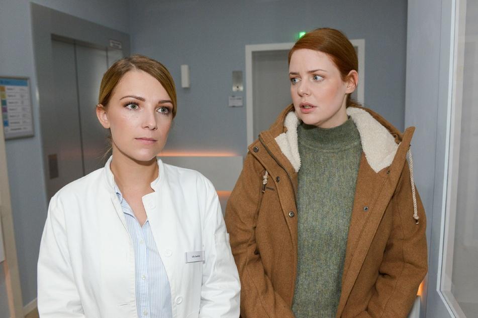 Wie weit geht Toni (r.), um ihrer Mutter Nina aus dem Gefängnis zu helfen.