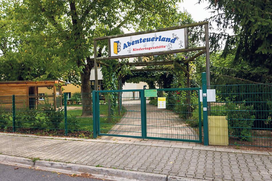 Anklage erhoben: In dieser Dresdner Kita soll Erzieher Lukas B. (27) kleine Mädchen missbraucht haben.