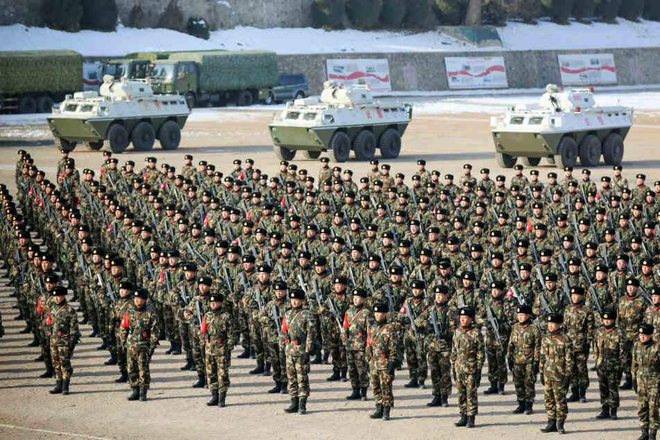 Chinese military says Taiwan's independence would mean war
