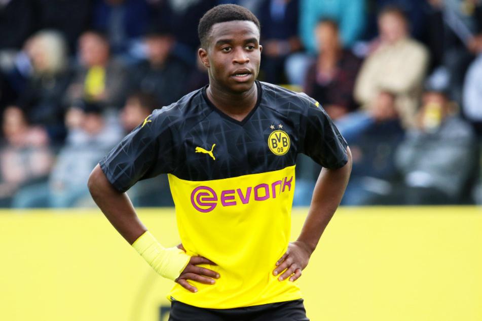 Youssoufa Moukoko hat in dieser Saison in allen Wettbewerben 38 Tore erzielt und zehn Vorlagen in 28 Einsätzen gegeben.