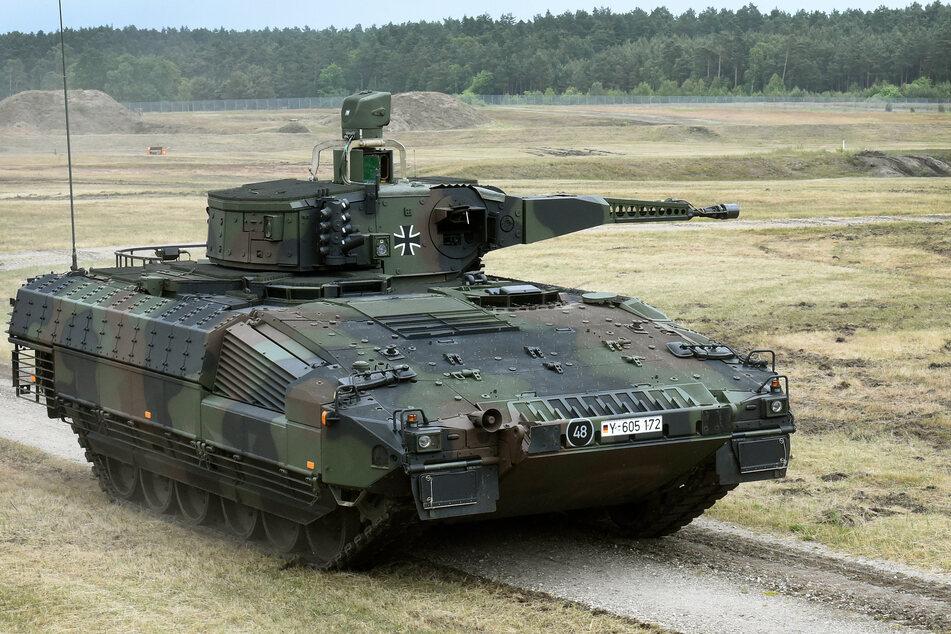 Rheinmetall soll für Ungarn Schützenpanzer bauen