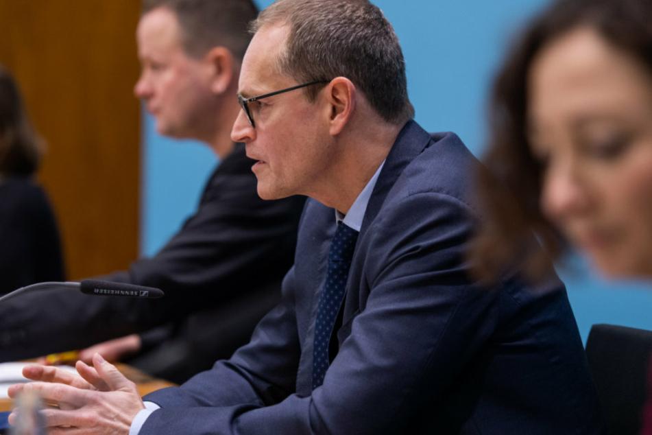 Corona-Pandemie: Berliner Senat diskutiert Umsetzung des verlängerten Lockdowns