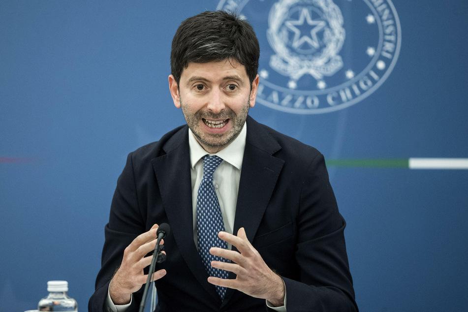 Italiens Ressortchef Roberto Speranza (42) hat ein klares Ziel vor Augen.