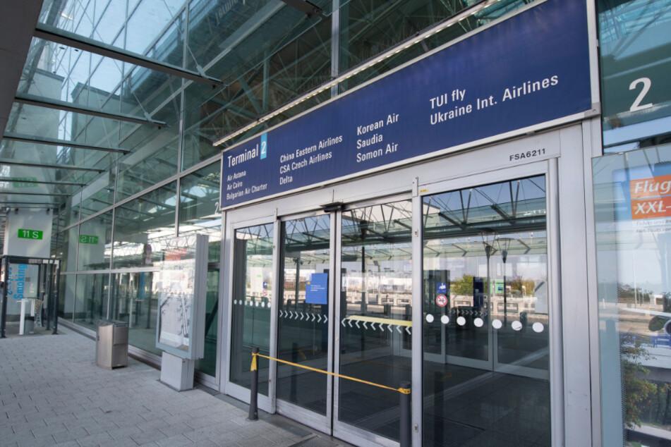 Aufgrund der Coronavirus-Pandemie herrscht am Frankfurt Flughafen meistens Ebbe.