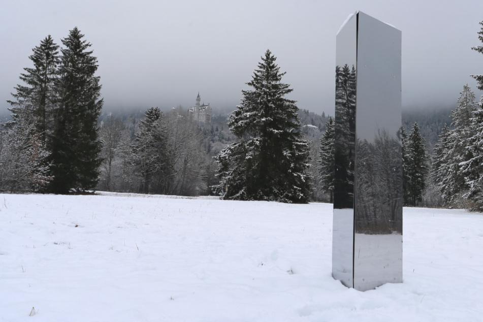 Neuer Monolith in Deutschland gesichtet: Ist das Rätsel nun gelöst?