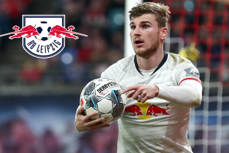 Gute Nachrichten für RB Leipzig? Krösche rechnet mit Werner-Verbleib