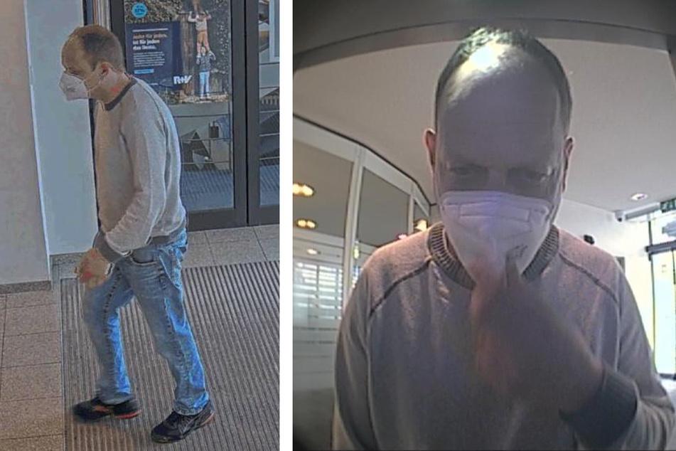 Die Polizei bittet um Hilfe: Wer kann Hinweise zu diesem Mann geben?