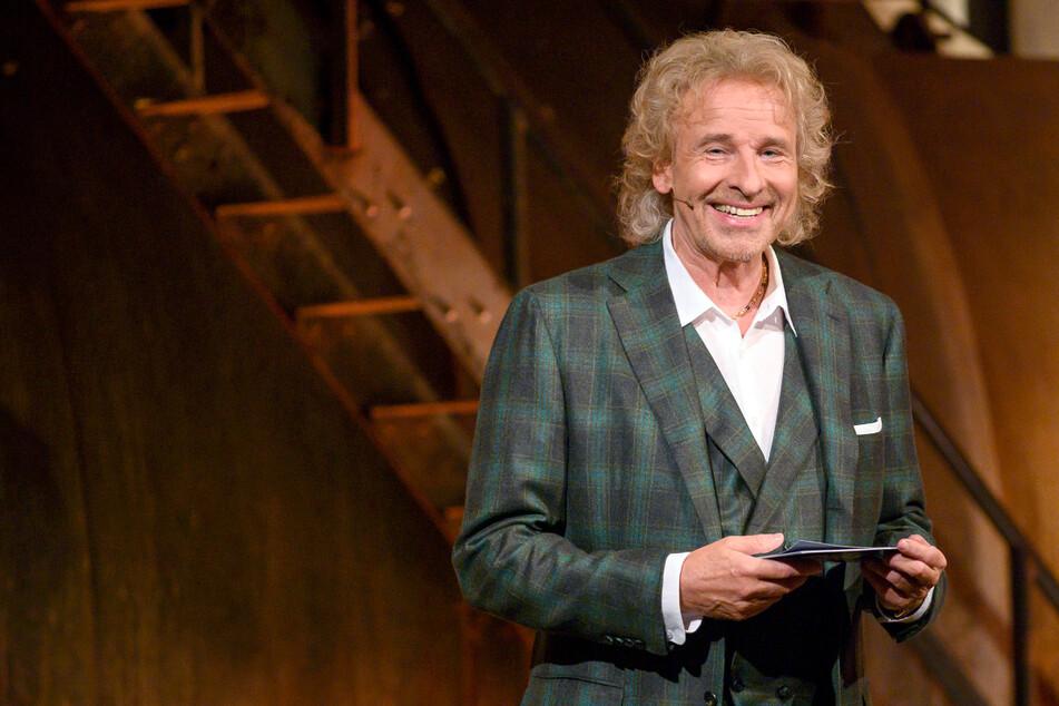 Entertainer Thomas Gottschalk (71) schwelgt am Sonnabend im ZDF mit prominenten Gästen in Erinnerungen an die 90er.