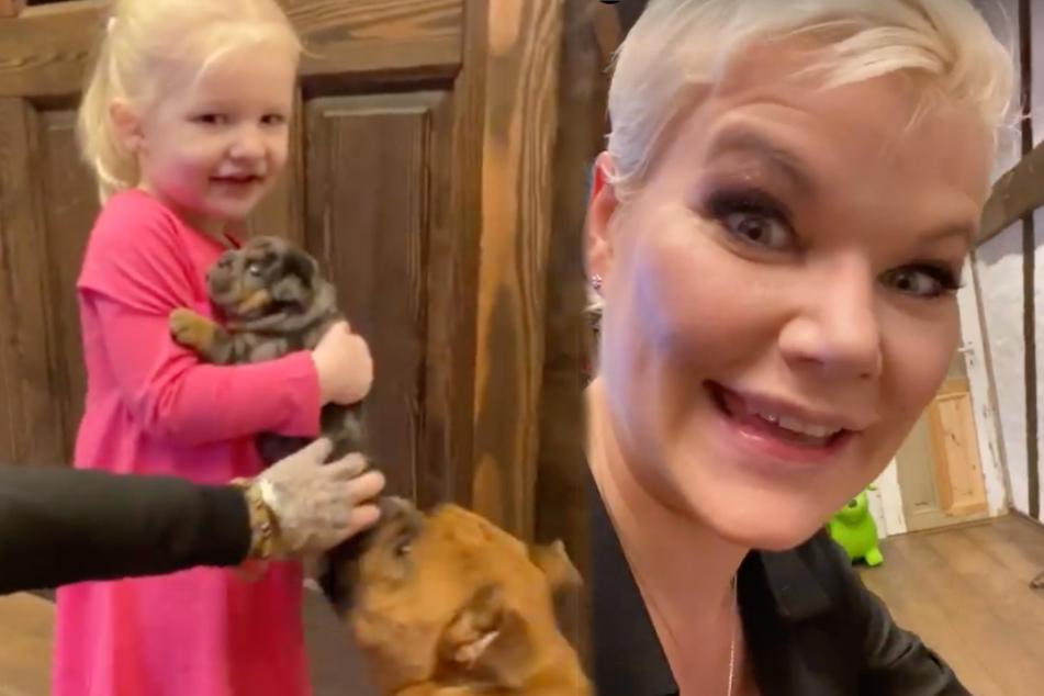 Frühes Weihnachtsgeschenk: Melanie Müller darf sich über Familienzuwachs freuen!