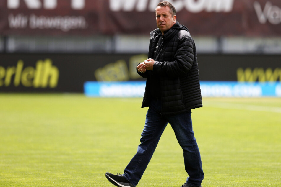 Markus Kauczinski hat mehrere Spieler aus der aktuellen Mannschaft im Blick, die er gerne halten möchte.
