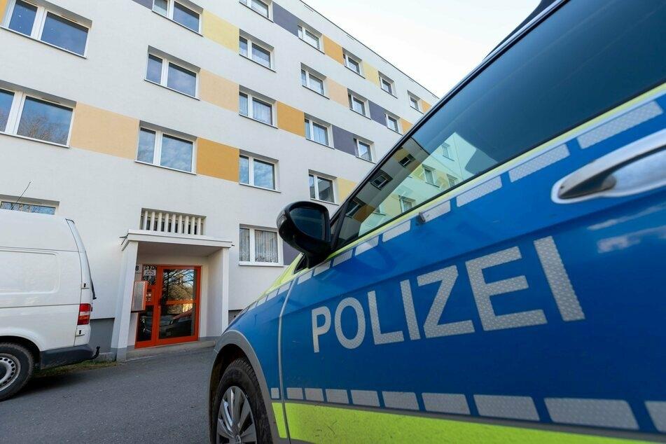 Vor gut einem Jahr wurde in einer Wohnung dieses Mehrfamilienhauses in Plauen ein totes Baby gefunden.