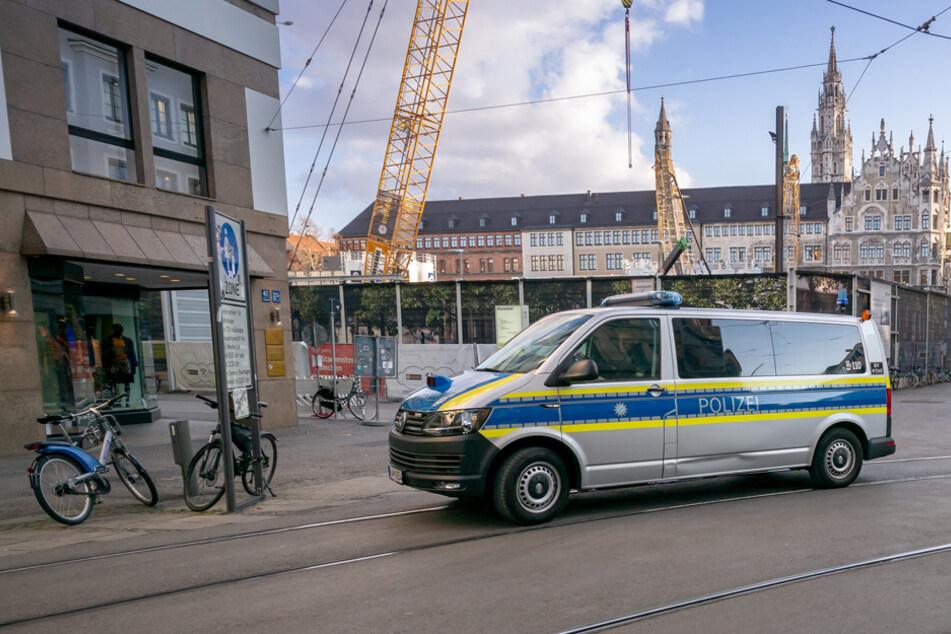 Die Polizei hat strengere Kontrollen in Bayern angekündigt. (Archiv)