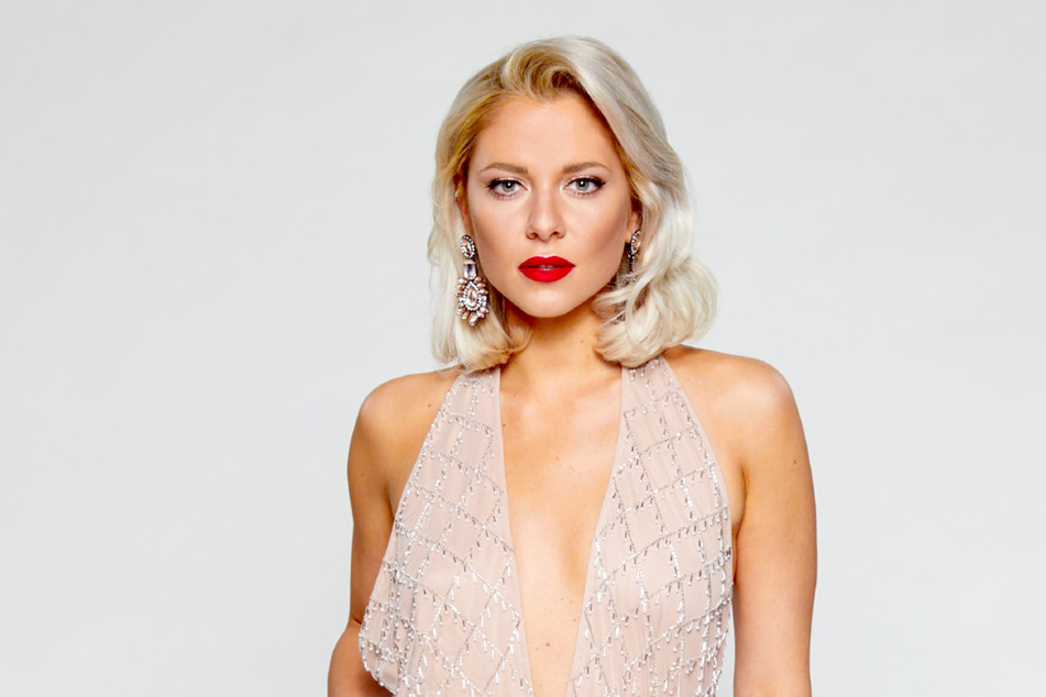 "Valentina Pahde (26) nimmt an ""Let's Dance"" teil."