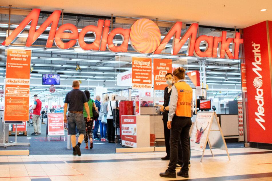 Mediamarkt Dresden: So gibt's bis zu 1000 Euro auf neue Fernseher