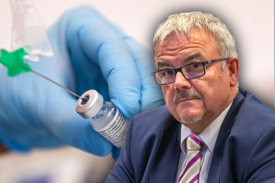 Impf-Skandal in Sachsen: Warum wurde der Erzgebirgs-Landrat bereits geimpft?